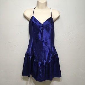 Victoria's Secret Vintage Blue Nightie Chemise
